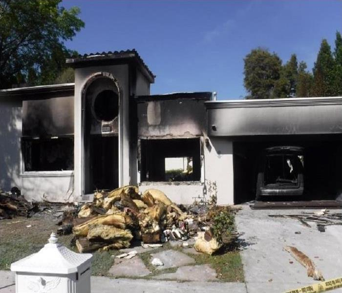 Home Fire, Simi Valley