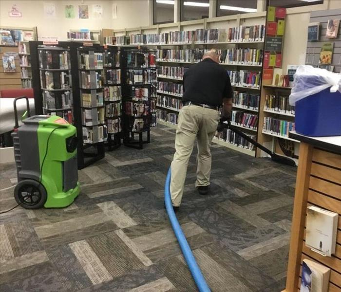 Commercial Water Loss: Library