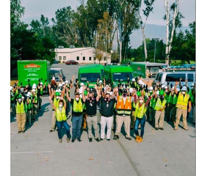 Why SERVPRO Why SERVPRO of Simi Valley?
