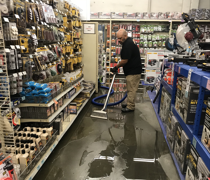 Commercial Water Damage Prevention for Commercial Buildings in Simi Valley