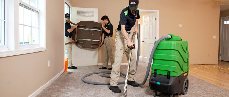 Simi Valley, CA residential restoration cleaning